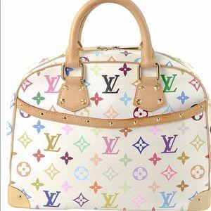 Louis Vuitton Limited Edition Trouville Hangbag